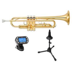 Yamaha YTR-2330 Trompete SET inkl. Ständer & Stimmgerät