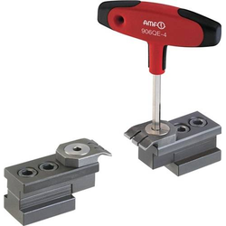 Flachspanner Nr.6493N T-Nut 14mm horiz.AMF