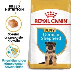 ROYAL CANIN German Shepherd Puppy Welpenfutter trocken für Deutsche Schäferhunde 24 kg (2 x 12 kg)