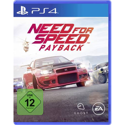 Need for Speed: Payback PS4 USK: 12