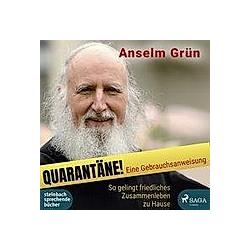 Quarantäne! Eine Gebrauchsanweisung, 1 Audio-CD, MP3