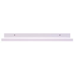 Bilderleiste NORINA weiß (BHT 55x10x5 cm)