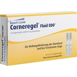 CORNEREGEL Fluid EDO Augentropfen 6 ml