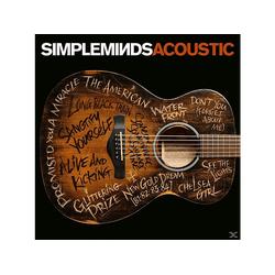 Simple Minds - Acoustic (CD)
