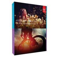 Adobe Photoshop Elements 15 & Premiere Elements 15 DE Win Mac