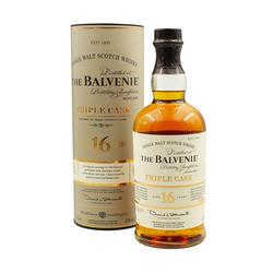 Balvenie 16 YO Triple Cask Whisky 0,7L (40 % Vol.)