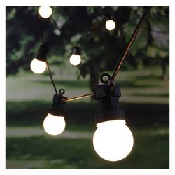 HI LED-Lichterkette HI LED-Lichterkette mit 20 Lampen 1250 cm bunt