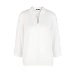 Jacquard-Bluse Damen Größe: 40