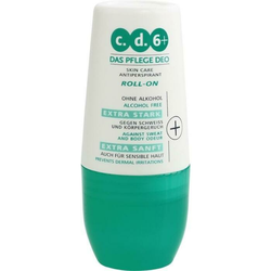 c.d.6 + Pflegedeo Roll-On