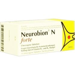 NEUROBION N forte überzogene Tabletten 50 St