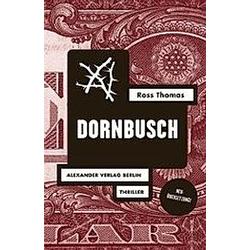Dornbusch. Ross Thomas  - Buch