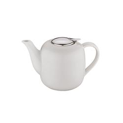 Neuetischkultur Teekanne Teekanne LONDON, Teekanne weiß