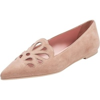 Pretty Ballerinas Cutout-Loafer Angelis Nude 41