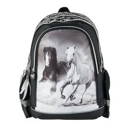 PASO Rucksack Pferd Horse schwarz