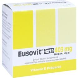 EUSOVIT forte 403 mg Weichkapseln 100 St.