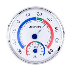 PRECORN Thermometer - Hygrometer Temperatur / Luftfeuchtigkeit Klimakontrolle Wetterstation wei�