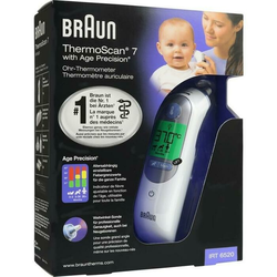 Thermoscan 7 IRT6520 Ohrthermometer