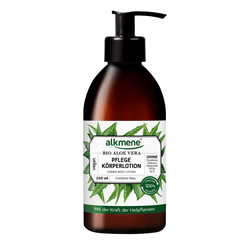 Alkmene Pflege Körperlotion Aloe Vera für trockene Haut 250ml