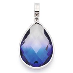 LEONARDO Charm-Einhänger Petrona Clip&Mix, 019748, mit Kristallglas