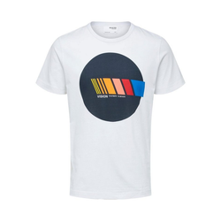 SELECTED HOMME T-Shirt SLHAVALON (1-tlg) L