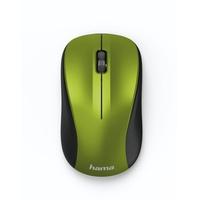 Hama MW-300 Wireless Optische Maus limonengelb (00182623)