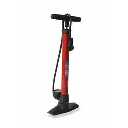 XLC Fahrradpumpe rot