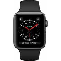Apple Watch Series 3 (GPS + Cellular) 38mm Aluminiumgehäuse