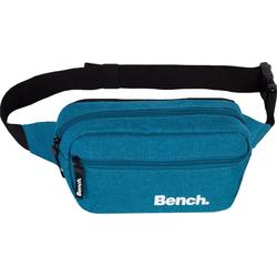 Bench. Gürteltasche OTI300X Bench stylische Hip Bag Polyester (Gürteltasche), Gürteltasche Polyester, türkis ca. 23cm x ca. 13cm