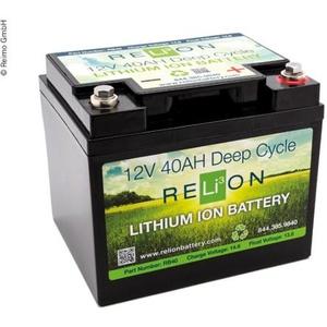 Relion RB80-DIN Lithium-Batterie, 80Ah