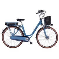 LLobe Blue Motion 2.0 2021 28 Zoll RH 51 cm 15,6 Ah blau inkl. Fahrradkorb