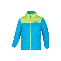 Jacke MAJESTY - Asgaard Blue/Apple Green (BLUE APPLE GREEN) Größe: L