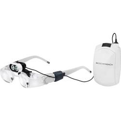 Eschenbach 162452 MaxDetail Lupenbrille mit LED-Beleuchtung