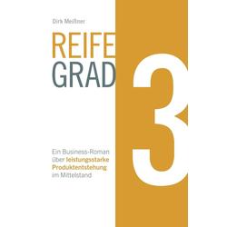 Reifegrad 3 als Buch von Dirk Meißner