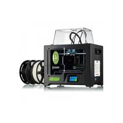BRESSER 3D-Drucker T-REX WLAN 3D Drucker mit Twin Extruder, 3D Drucker