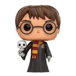 Funko Actionfigur POP! Harry with Hedwig