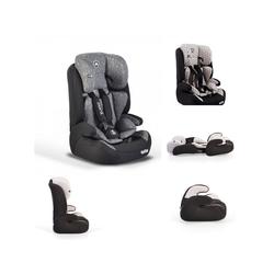 Moni Autokindersitz Kindersitz Armor Gruppe 1/2/3, 5.4 kg, (9 - 36 kg) 1 bis 12 Jahre Kopfstütze Kissen grau