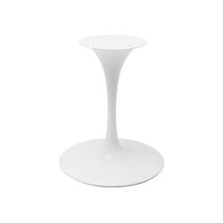 KARE Esstisch Tischgestell Invitation weiß 60cm