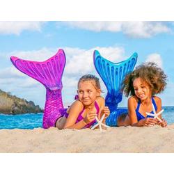 Fin Fun Meerjungfrau Mermaidens Blau S