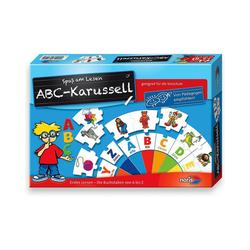 Noris Lernspielzeug ABC-Karussell