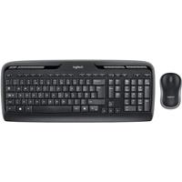 MK330 Wireless Combo Keyboard UK Set