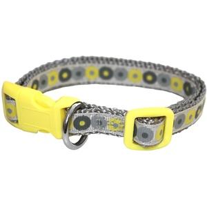 Little Rascals Hundehalsband und Leine, Gelb
