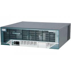 Cisco - C3845-VSEC-CCME/K9 - 3845 Eingebauter Ethernet-Anschluss Schwarz - Weiß Kabelrouter
