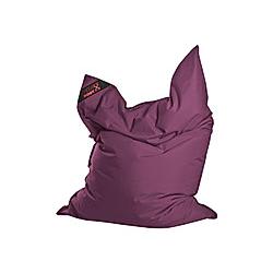 Sitzsack Bigfoot Scuba (Farbe: aubergine)