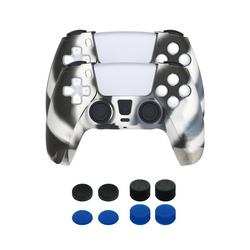 Piranha Gaming Playstation 5 Grips & Sticks 10-1 Pack PlayStation 5-Controller (10 St)