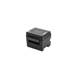 SLP-DL410 - Etikettendrucker für Leporello-Papier, thermodirekt, 203dpi, USB, dunkelgrau