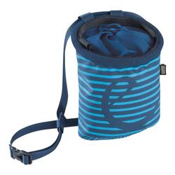 Edelrid CHALK BAG ROCKET TWIST - Chalkbag - blau