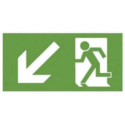 B-Safety F563-D Fluchtweg-Hinweisschild