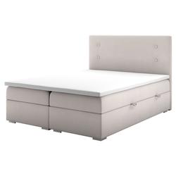 Łóżko kontynentalne z pojemnikiem Elagia