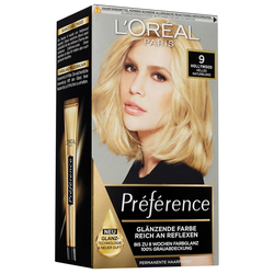 L´Oréal Paris Preference Haare Haarfarbe