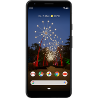 Google Pixel 3a 64 GB just black